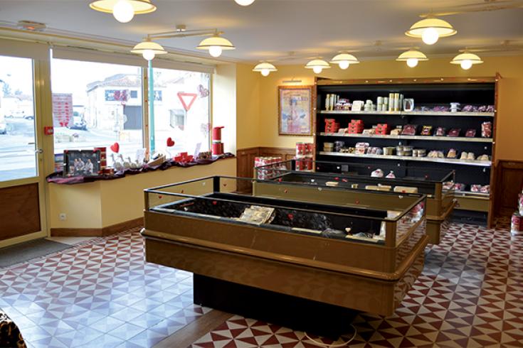 Boutique Ernest Soulard