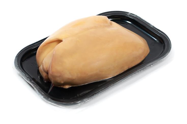 Foie gras de canard cru non déveiné Ernest Soulard