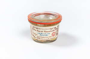 Foie gras de canard entier à la fleur de sel de Noirmoutier