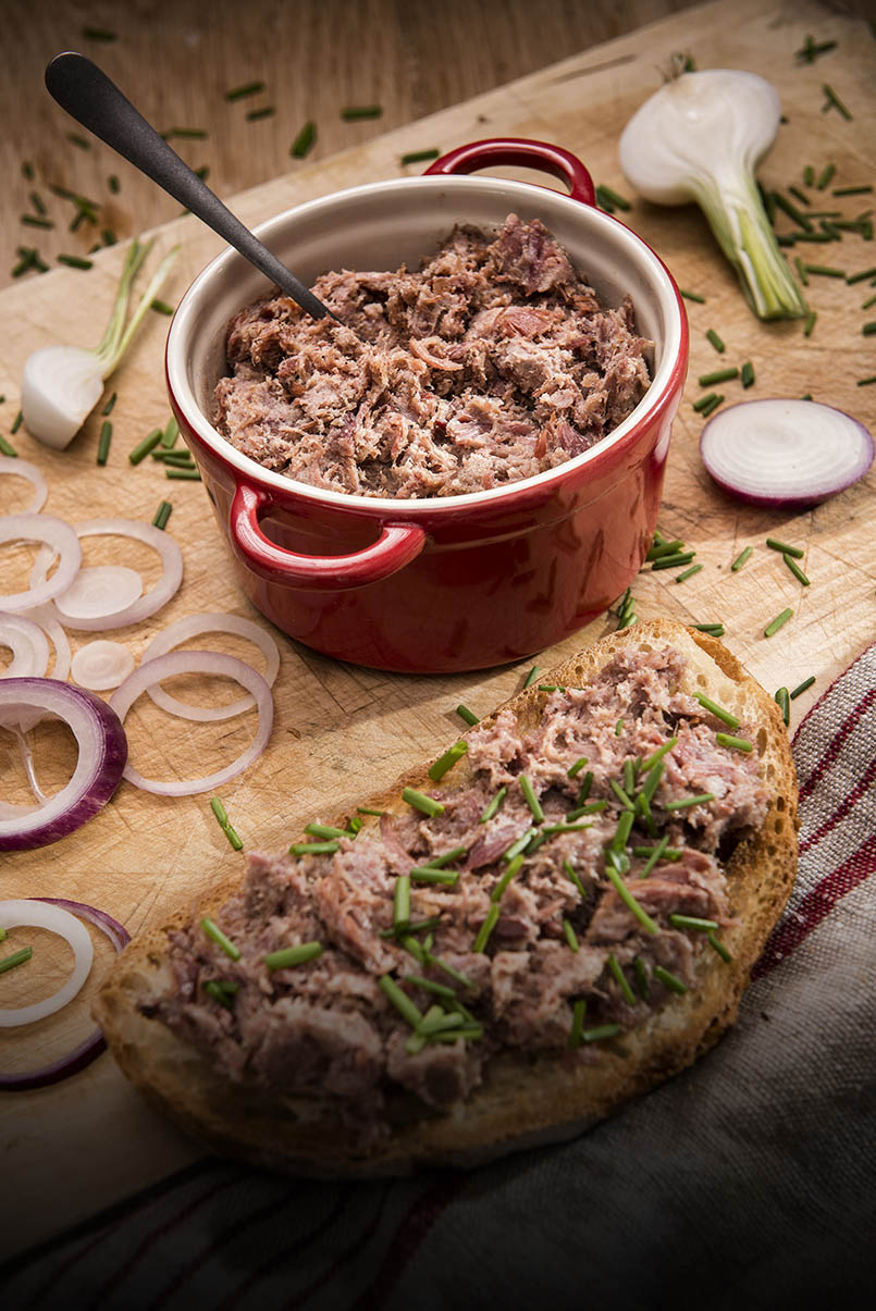 viande de canard Soulard à cuisiner