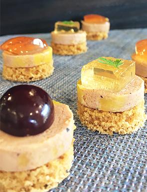 Coffret - Foie gras entier, confit, rillettes, gésiers & chutney de figue
