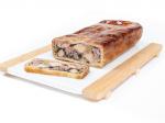 Pâté en croûte au canard, foie gras, pistaches et trompettes